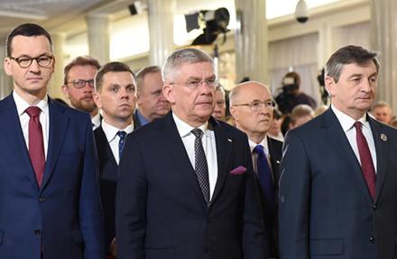 Wszyscy tylko o Kuchcińskim. Mało kto mówi o 133-procentowym wzroście kosztów utrzymania rządu!