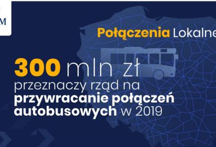 Wojewoda Lubelski Przemysław Czarnek ogłosił nabór wniosków w ramach tzw. ustawy PKS-owej