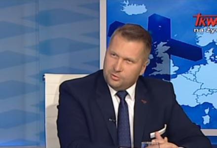 Prof. P. Czarnek: Ideologia LGBT jest groźnym zjawiskiem trudnym do opanowania, bo fałszuje rzeczywistość