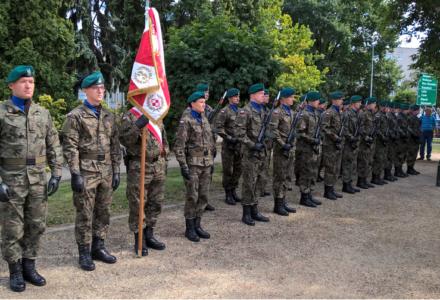 75. rocznica Powstania Warszawskiego – uroczystości w Zamościu