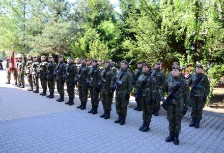 Wojska Obrony Terytorialnej oczekują na pozytywną decyzję władz Lublina ws. przysięgi wojskowej