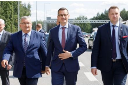 Gmina Zamość otrzymała dotację z FDS na przebudowę trzech dróg. Premier zatwierdził listę dotacji dla samorządów na budowę dróg