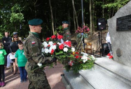 Uchanie – 75. rocznica pomordowanych żołnierzy AK i ludności cywilnej w czasie II wojny światowej – 15 września 2019 r.