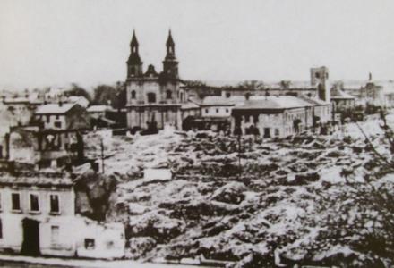 Wieluń – to tu zaczęła się II wojna światowa