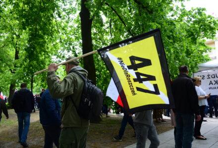 Rusza zbiórka podpisów pod obywatelską inicjatywą ustawodawczą STOP447