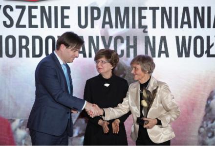 Nagrody Strażnik Pamięci 2019 przyznane m. in. dla Stowarzyszenia Upamiętniania Polaków Pomordowanych  na Wołyniu