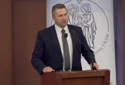 Prof. KUL dr hab.Przemysław Czarnek – Samorządowa Karta Praw Rodziny. Spojrzenie Wojewody [ VIDEO ]