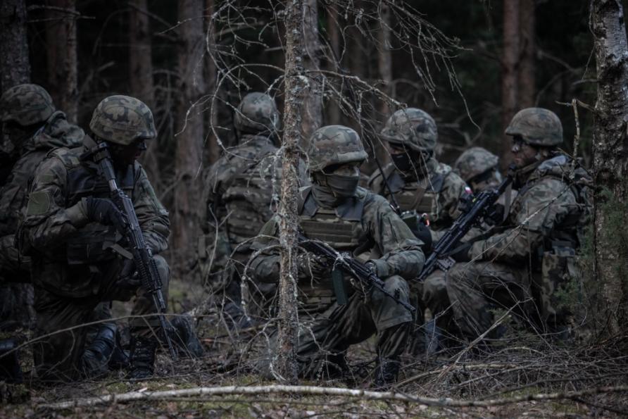 Blisko 1000 lubelskich Terytorialsów na szkoleniach