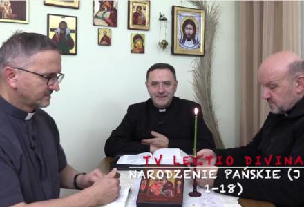 TV lectio divina – Narodzenie Pańskie