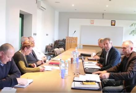Relacja filmowa z posiedzenia Komisji Skarg, Wniosków i Petycji Rady Gminy Zamość [ VIDEO ]