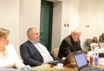 Posiedzenie Komisji Rewizyjnej Rady Gminy Zamość [ VIDEO ]