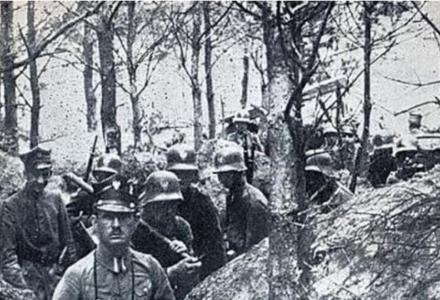 101 lat temu wybuchło Powstanie Wielkopolskie