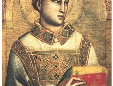 26 grudnia Kościół wspomina św. Szczepana – diakona, pierwszego męczennika
