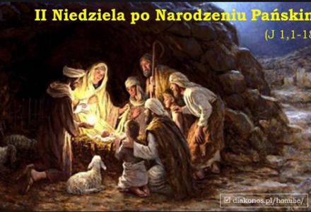 Druga Niedziela po Narodzeniu Pańskim