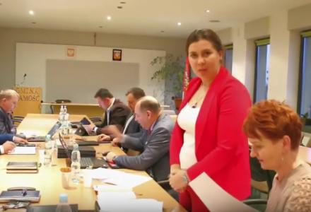 Posiedzenie Komisji Oświatowo – Społecznej Rady Gminy Zamość [ VIDEO ]