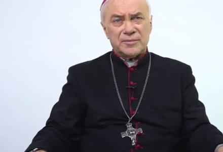 """Abp Lenga u Pospieszalskiego: """"Są biskupi i kardynałowie, którzy próbują korygować naukę Chrystusa"""""""