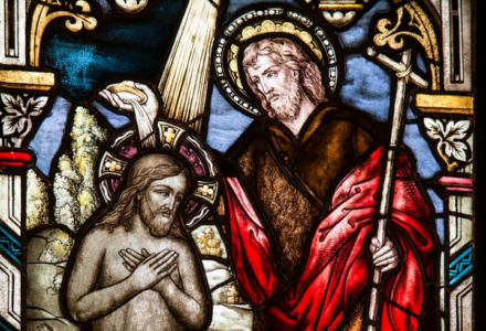 Niedziela Chrztu Pańskiego – koniec okresu Bożego Narodzenia