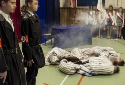 Lewactwo wsiadło na szkołę w Łabuniach – oni muszą, bo się uduszą