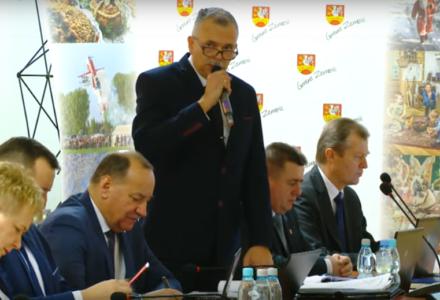 Dobra zmiana dla mieszkańców  w porządu obrad sesji Rady Gminy Zamość