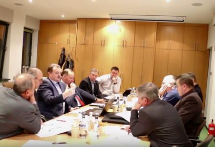 Posiedzenie Komisji Rozwoju Gminy i Budżetu Rady Gminy Zamość [ V I D E O ]