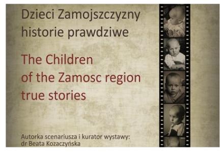 Piętnowanie dzieci i młodzież za pamięć historyczną o holokauście Polskich Dzieci Zamojszczyzny przez hitlerowskie Niemcy?