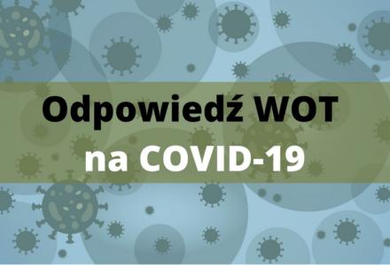 Terytorialsi z Lubelszczyzny zmieniają model funkcjonowania ze szkoleniowego na przeciwkryzysowy. Odpowiedź WOT na COVID-19