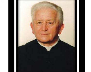 Zmarł ks. prałat Eugeniusz Goliński