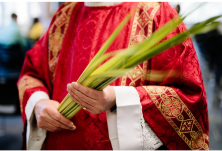 Dziś Niedziela Palmowa – początek Wielkiego Tygodnia