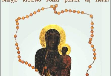 Apel Krucjaty Różańcowej za Ojczyznę w miesiącu maju!