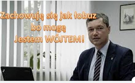 Wójt Nowaczkiewicz zwariował – podał dziennikarza do sądu o nękanie, bo ten zadawał mu niewygodne pytania – gm. Sitkówka-Nowiny (video z atakiem Wójta)
