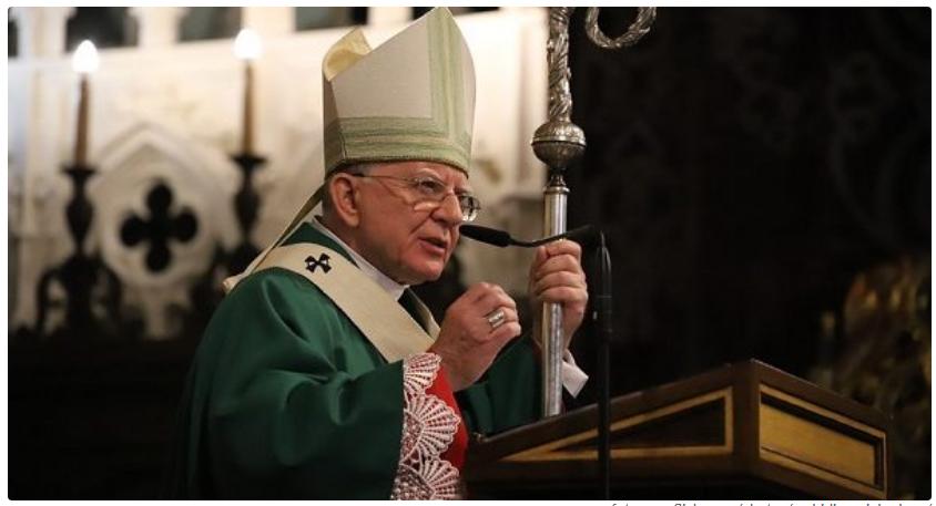 Ks. abp Marek Jędraszewski: Dzisiaj próbuje się odebrać nam polskość poprzez nową, ateistyczną ideologię, która odrzuca Boga, Ojczyznę, naród i godność osoby ludzkiej opartej na wierze w Boga Ojca, i która wszystko pragnie budować na bożku seksie