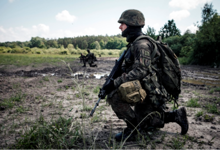 Szkolenia Terytorialsów w reżimie sanitarnym