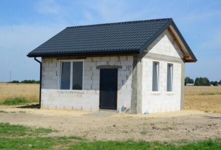 Budynek gospodarczy za 75 tys. zł