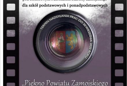 """Konkurs foto – """"Piękno Powiatu Zamojskiego w obiektywie"""""""