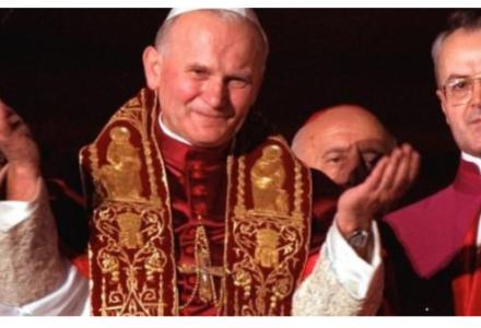 Dziś 42. rocznica wyboru kardynała Karola Wojtyły na Papieża