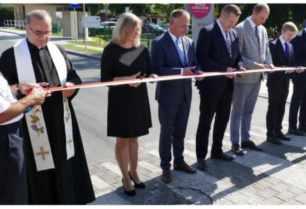 Gmina Opole Lubelskie liderem w wykorzystaniu środków z Funduszu Dróg Samorządowych