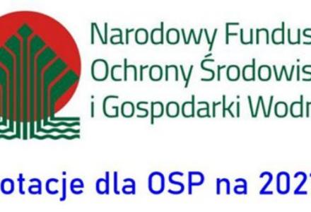 Ogólnopolski program finansowania służb ratowniczych – edycja 2021