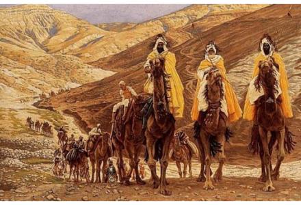 6 stycznia Uroczystość Objawienia Pańskiego – Trzech Króli