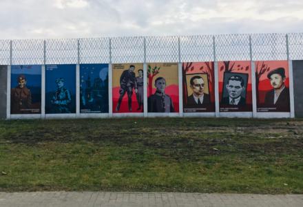 Powstały 3 murale ku czci Żołnierzy Wyklętych na Lubelszczyźnie