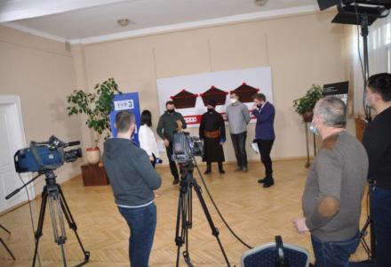Ogólnopolska promocja działalności Gminnego Ośrodka Kultury w Łukowej