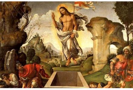 I zmartwychwstał dnia trzeciego
