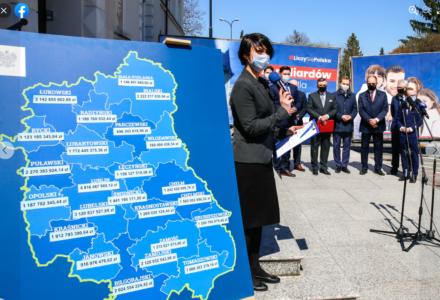 Rekordowe środki z Unii Europejskiej mogą trafić do Polski