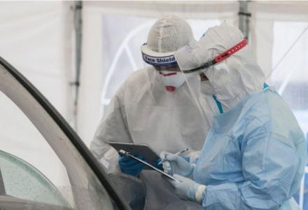Lubelscy Terytorialsi wspierają szpitale tymczasowe