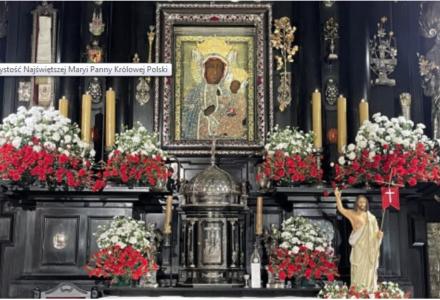 W Kościele dziś uroczystość Najświętszej Maryi Panny Królowej Polski – głównej patronki Polski