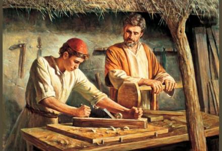 1 maja wspomnienie św. Józefa, robotnika