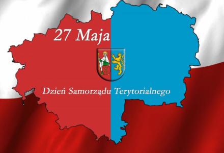Życzenia Starosty Zamojskiego Stanisława Grześko z Okazji Dnia Samorządu Terytorialnego.