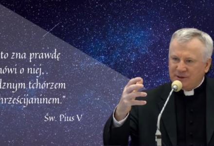 Ks. prof. Tadeusz GUZ o operacji C19. Trwajmy w Panu Bogu