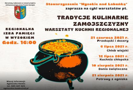 Tradycje kulinarne Zamojszczyzny