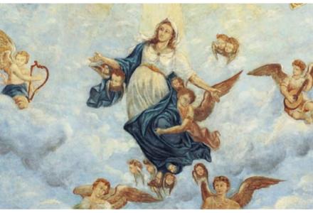 Dziś Uroczystość Wniebowzięcia Najświętszej Maryi Panny