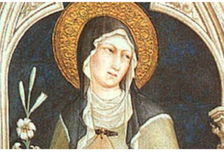 Św. Klara – patronka dziennikarzy i pracowników TV